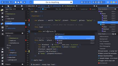 best ide komodo ide one ide for all your languages activestate