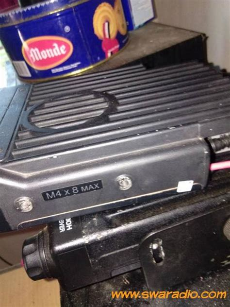 Di Barang Mulus dijual alinco dr135mk3 barang mulus segel swaradio