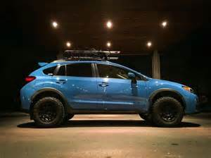 Subaru Xv Lift Subaru Xv Crosstrek With Lift Xv Subaru
