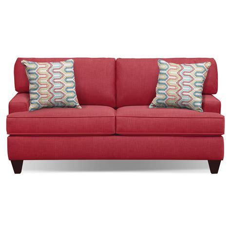 living room sleeper sofa 75 quot memory foam sleeper sofa american signature furniture