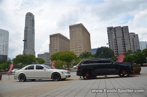 mercedes maybach spotted in atlanta on 07 12 2012