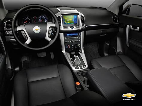 chevrolet captiva interior chevrolet captiva interior for