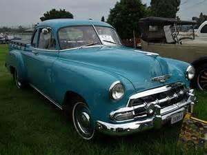 1952 Chevrolet Ute 1952 Chevrolet 52 1206b Coupe Utility Australian Vintage