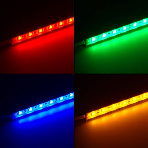 led lights waterproof light bar fixture with 30 high power leds rigid led linear light bars led