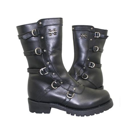 motorcycle boots womens fashion images