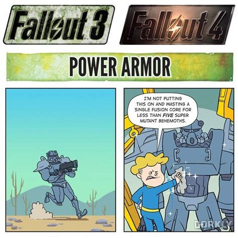 Funny Fallout Memes - funny fallout 4 comic shows how player behavior has changed