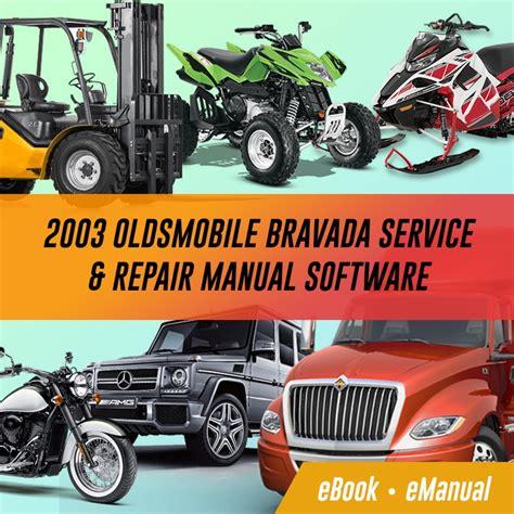 download car manuals 2003 oldsmobile bravada electronic valve timing oldsmobile bravada service repair workshop manuals