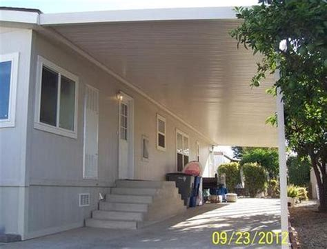 porch awnings for mobile homes mobile home awnings kismet patio covers