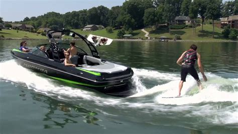 moomba wakeboard boats reviews moomba mojo surf review youtube