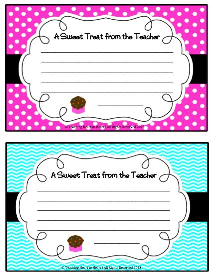 note home to parents template teaching to note home