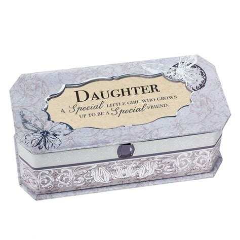 special gifts cottage garden musical jewellery box gift for