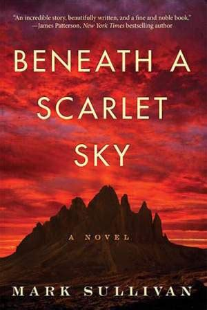 Beneath A Scarlet Sky A Novel arlene s book club