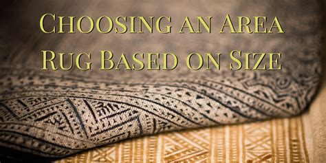 Choosing Area Rug Size by The Ultimate Guide To Picking An Area Rug For Your Room
