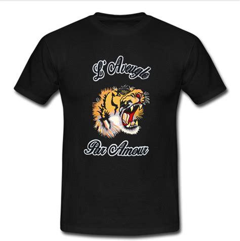 L A Tshirt l aveugle par amour t shirt