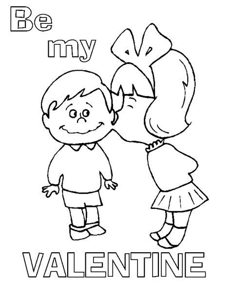 coloring page net valentine printable valentine coloring page 13