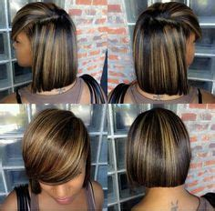 short hair cut with no relaxer stylist feature love this curlybob styled by
