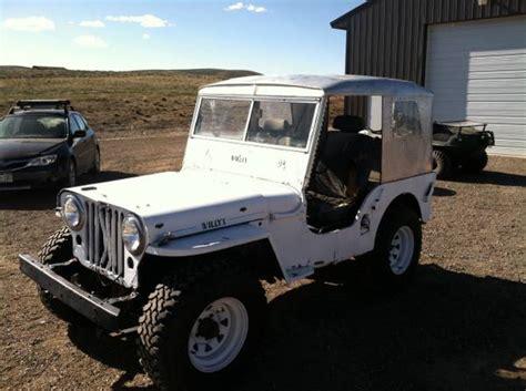 Jeep Parts Denver 1946 Cj 2a Parts Jeep Denver Co 2400 Ewillys