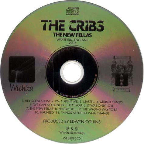 The Cribs The New Fellas by Car 225 Tula Cd De The Cribs The New Fellas Portada