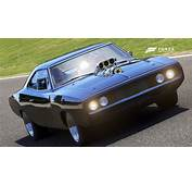 1970 Dodge Charger R/T Fast &amp Furious Edition  Forza 6
