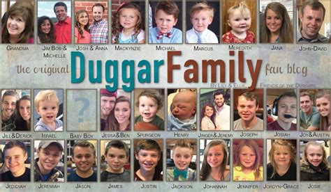 19 kids and counting family welcomes new member jessa duggar family tree 2017 best tree 2017