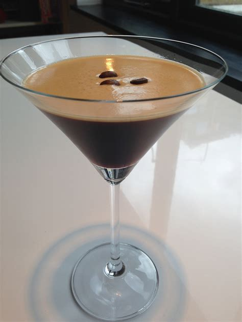 martini coffee espresso martini with baileys and kahlua