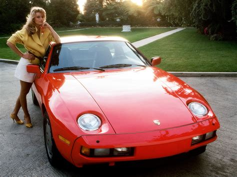 80s porsche 928 pink cars and retro girls will remind you of the playboy