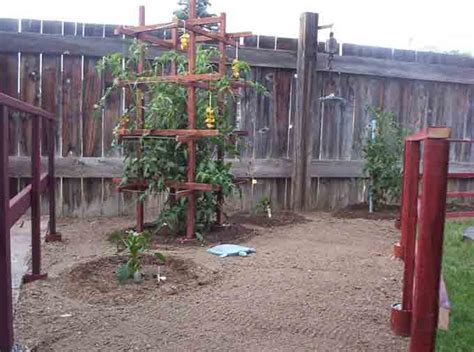 Vegetable Garden Trellis Designs Earthbox Trellis Wooden Trellis 300x222 Another Trellis
