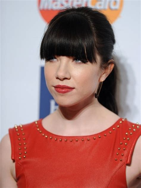 news about carly rae jepsens new shorter haircut carly rae jepsen hairstyles