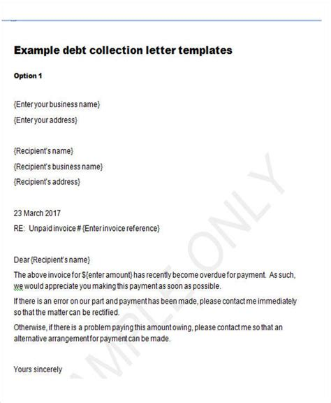 Sle Invoice Demand Letter demand letter template uk 28 images payment demand