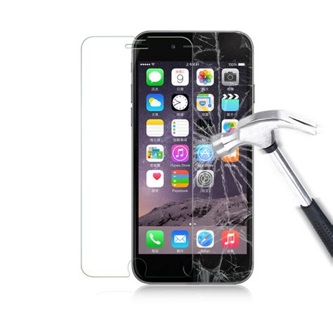 iphone 7 plus tempered glass screen protector luvvitt tempered glass screen protector for apple