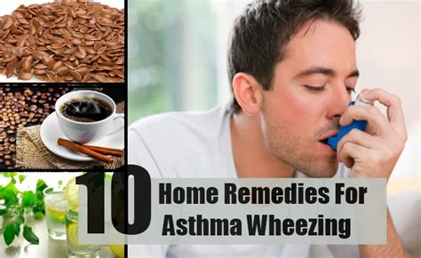 10 home remedies for asthma wheezing treatments