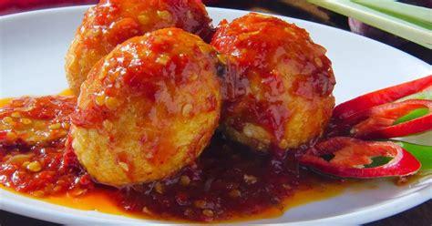 Sambal Cabe Rawit Balado 72 resep membuat sambal telur bulat cabe merah sederhana gudang resep