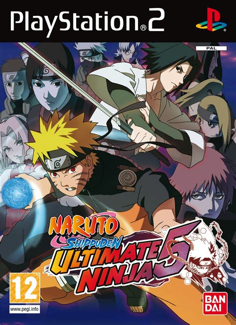 naruto shippuden ultimate ninja  narutopedia fandom