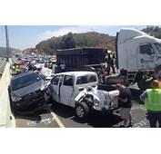 Alberton N12 Pile Up No Accident Transport MEC