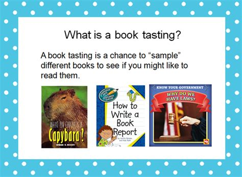 the taster books the book bug book tasting anyone