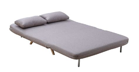unique taupe microfiber sofa sleeper with lunge and bed