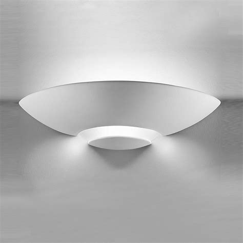 franklite wb uplighters  light ceramic wall bracket