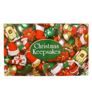 keepsake 40 ornament storage bronner christmas