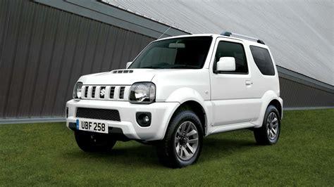 suzuki jimny suzuki jimny the high value high 4x4 suzuki cars uk