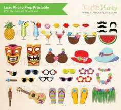 printable photo booth props luau graduation end of 1000 images about luau on pinterest luau party luau
