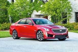 Cadillac Ctsv Review 2017 Cadillac Cts V Review Autoevolution