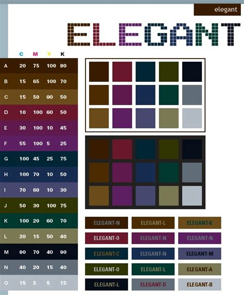 13 best colour combinations images on pinterest color color schemes elegant color schemes color combinations