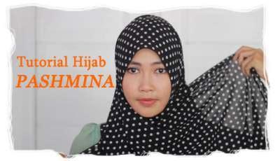 tutorial rambut sehari hari tutorial hijab pashmina terbaru gaya sehari hari