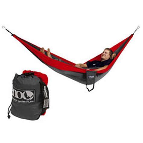 Eno Standard Carabiner For Hammock eno single nest hammock charcoal eagles nest outfitters sku eno sh004 hammocks