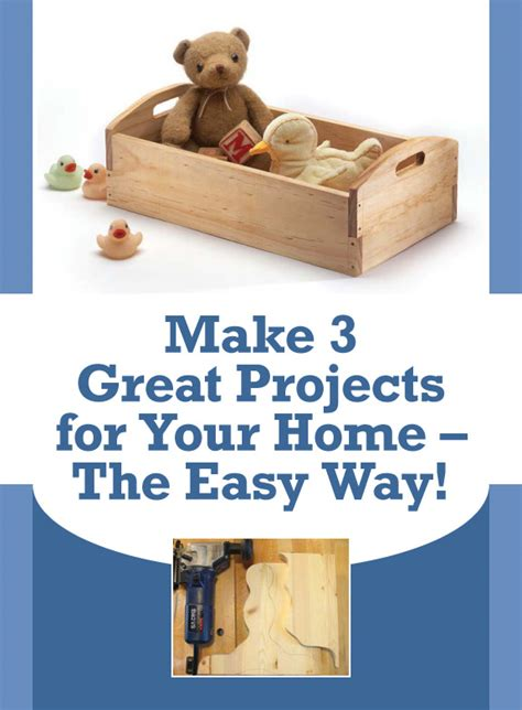 Small Carpentry Projects Your Home Free Woodworking Projects Plans Techniques