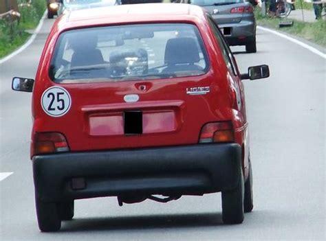 Auto Mit 25kmh by Schlagzeilenk 228 Fer Frage 14 Was Sollen Diese 25 Km H Autos