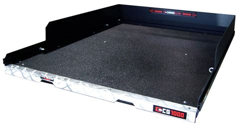 truck bed slide out cargo trays