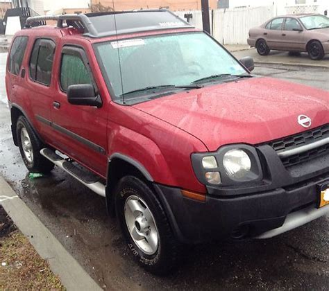auto air conditioning repair 2003 nissan xterra electronic throttle control sell used 2003 nissan xterra se mint condition 5 speed maual in howard beach new york united