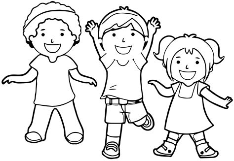 Children Coloring Pages Printable Coloring Image Toddler Coloring Pages