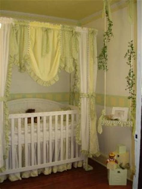 Green And Yellow Crib Bedding Green And Yellow Gingham Crib Bedding